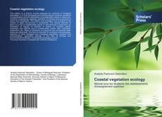 Capa do livro de Coastal vegetation ecology