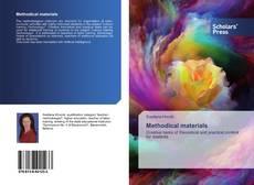 Capa do livro de Methodical materials