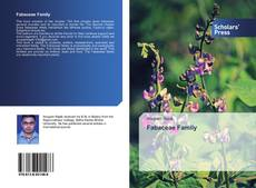 Bookcover of Fabaceae Family