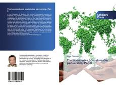 Bookcover of The boundaries of sustainable partnership. Part II