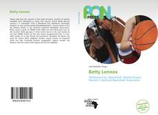 Bookcover of Betty Lennox