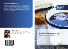 Capa do livro de Curing Diabetes Naturally