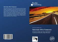 Portada del libro de Interstate 40 in Tennessee