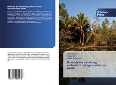 Bookcover of Methods for obtaining sorbents from lignocellulose waste