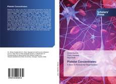Couverture de Platelet Concentrates: