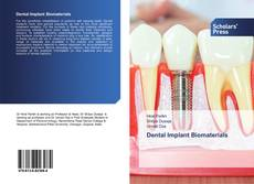 Bookcover of Dental Implant Biomaterials