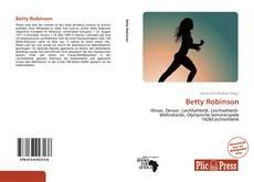 Buchcover von Betty Robinson