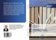 Bookcover of Probability theory and mathematical statistics