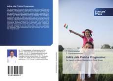 Buchcover von Indira Jala Prabha Programme: