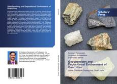 Bookcover of Geochemistry and Depositional Environment of Quartzites