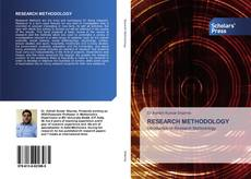 Couverture de RESEARCH METHODOLOGY