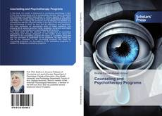 Bookcover of Counseling and Psychotherapy Programs