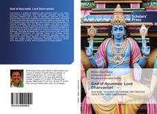 Portada del libro de God of Ayurveda: Lord Dhanvantari