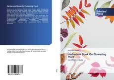 Bookcover of Herbarium Book On Flowering Plant
