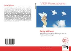 Betty Williams的封面