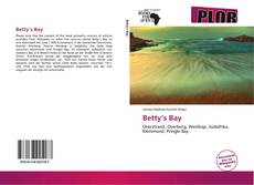 Bookcover of Betty's Bay