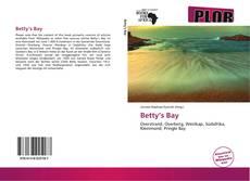 Capa do livro de Betty's Bay