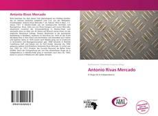 Bookcover of Antonio Rivas Mercado