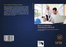 Buchcover von Betz Architekten Planungsgesellschaft