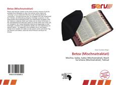 Bookcover of Betza (Mischnatraktat)