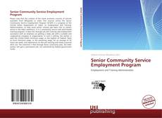 Couverture de Senior Community Service Employment Program