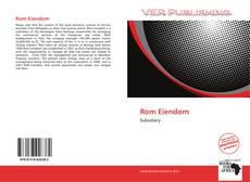 Capa do livro de Rom Eiendom