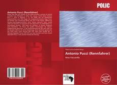 Buchcover von Antonio Pucci (Rennfahrer)