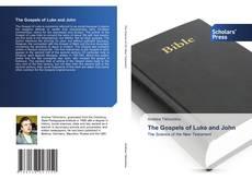 Capa do livro de The Gospels of Luke and John
