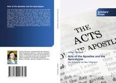 Capa do livro de Acts of the Apostles and the Apocalypse