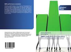 Bookcover of QMS performance evaluation