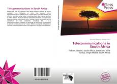 Bookcover of Telecommunications in South Africa
