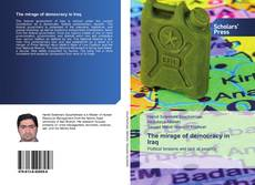 Bookcover of The mirage of democracy in Iraq