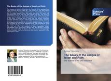 Portada del libro de The Books of the Judges of Israel and Ruth.