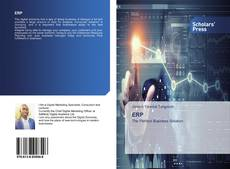Bookcover of ERP