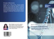 Capa do livro de Principles of Biochemistry
