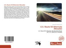 Copertina di U.S. Route 50 Alternate (Nevada)