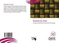 Buchcover von Antonio Xu Jiwei