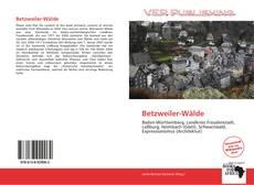 Betzweiler-Wälde kitap kapağı
