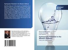 Bookcover of Hydropower Potential in the Western Balkans
