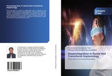 Bookcover of Osseointegration In Dental And Craniofacial Implantology