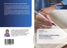 Bookcover of Self Concept of Secondary school Students