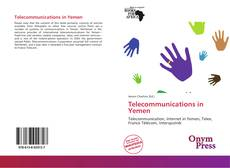 Bookcover of Telecommunications in Yemen