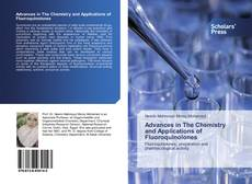 Couverture de Advances in The Chemistry and Applications of Fluoroquinolones