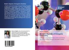 Bookcover of Modern Aspects of Inorganic Chemistry