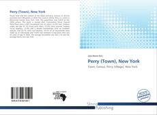 Portada del libro de Perry (Town), New York