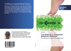 Bookcover of Toe Walking in Congenital Metabolic Diseases