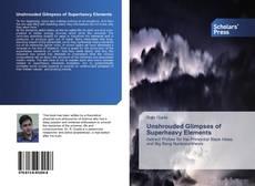 Capa do livro de Unshrouded Glimpses of Superheavy Elements