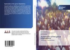 Systematics of the genus Hoplolaimus的封面