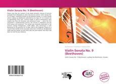 Обложка Violin Sonata No. 9 (Beethoven)