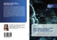 Bookcover of DIAGNOSIS OF BRAIN TUMOR USING WRAPPER BASED GENETIC ALGORITHM & SVM